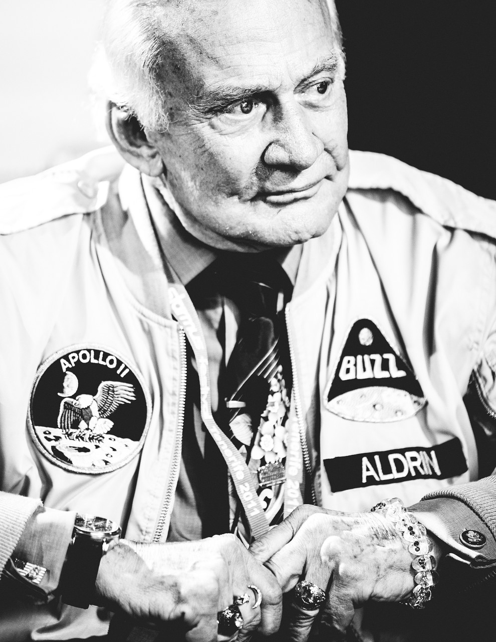 Buzz Aldrin / Astronaut
