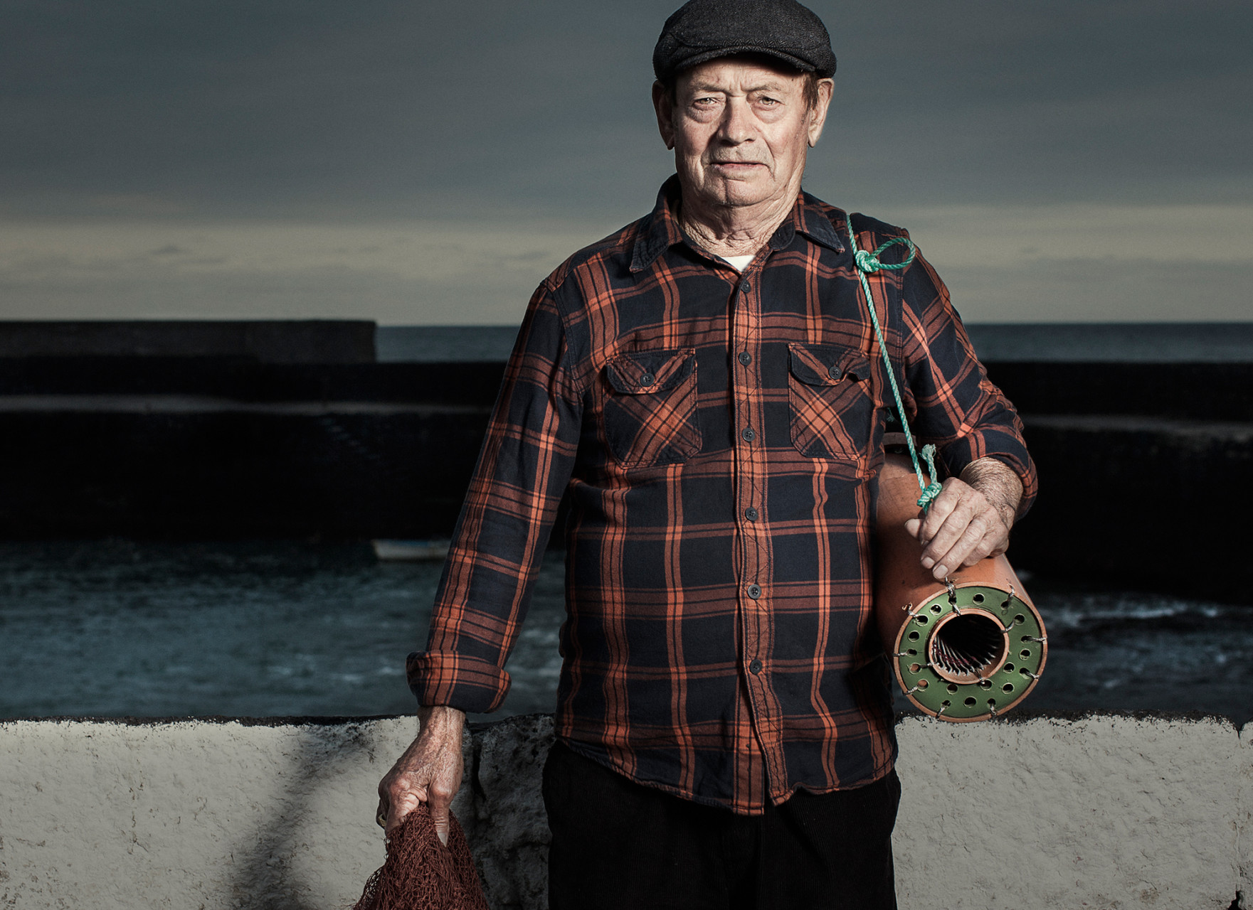 Arroz Rocío / pescador